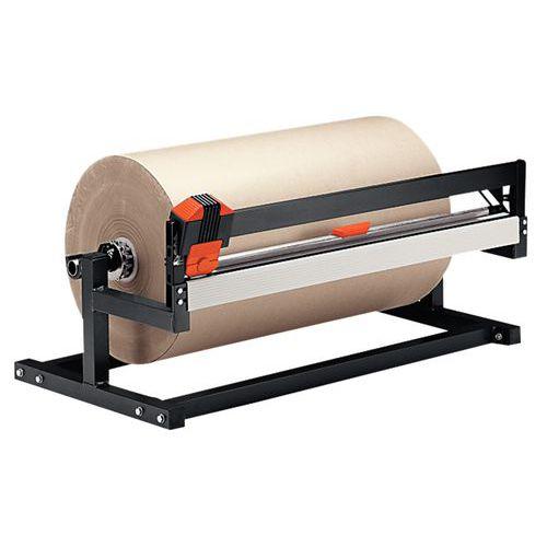 Desenrolador-cortador horizontal de mesa - Rolo Ø 500 máx.