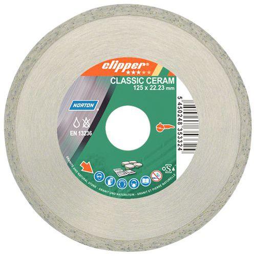 Disco de corte de diamante Classic Ceram T