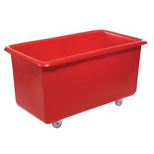 Caixa móvel para cargas pesadas – Capacidade: 455L