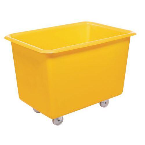 Caixa móvel para cargas pesadas – Capacidade: 320L