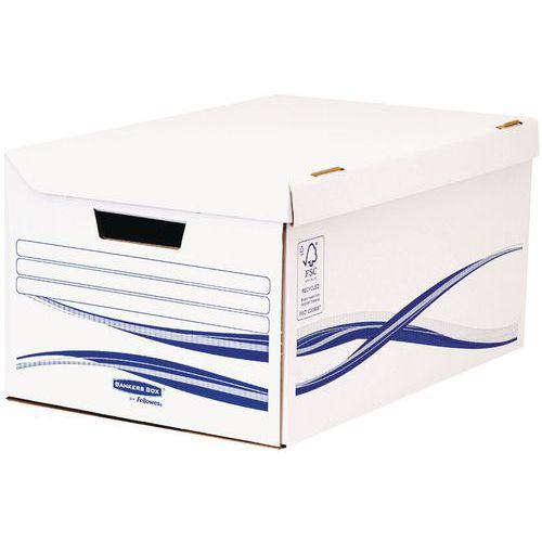 Compartimento para caixas de arquivo Bankers Box Basic A4+