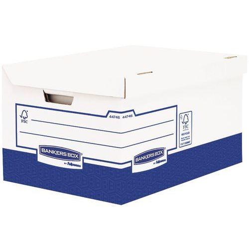 Compartimento para caixas de arquivo Bankers Box Heavy Duty A4+