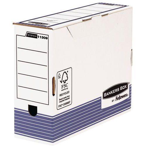 Caixa de arquivo automática Bankers Box A4+
