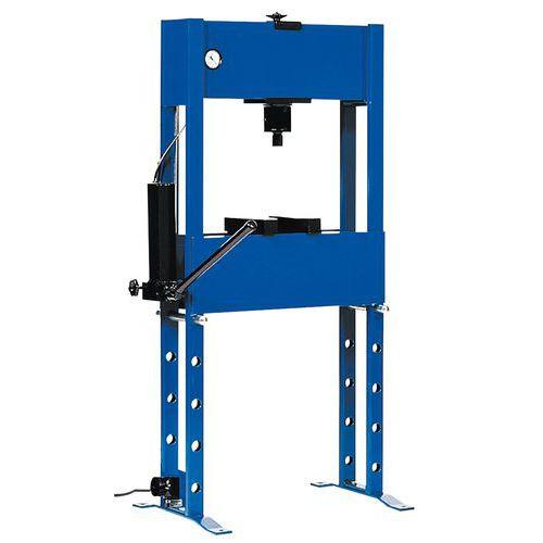 Prensa hidráulica standard - 16 e 20 toneladas