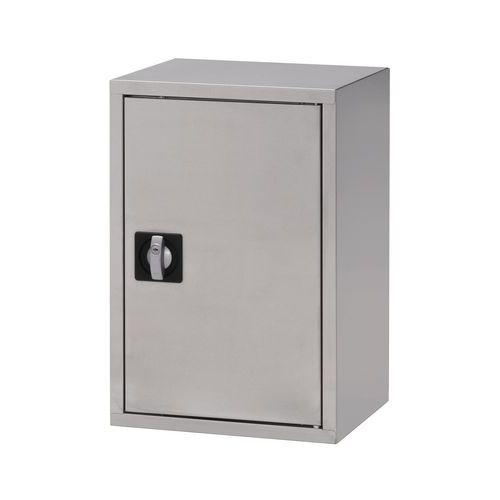 Armário de parede em inox – 1 porta