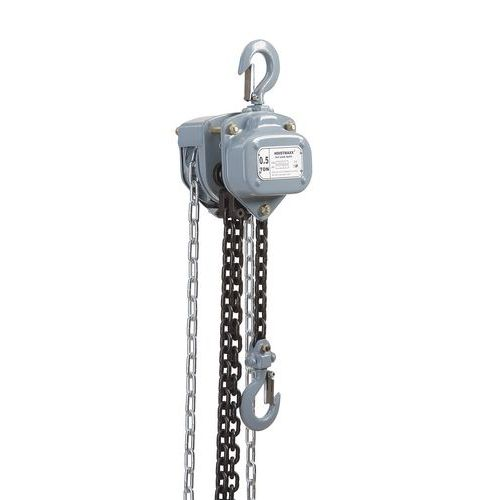 Diferencial manual Hoistmaxx - Capacidade de 500 a 5000 kg