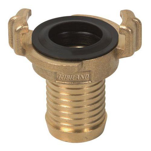 Uniões caneladas com junta Express – Para tubo de Ø 19 mm