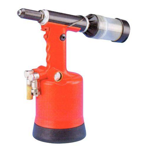 Pistola óleo-pneumática industrial para cargas pesadas