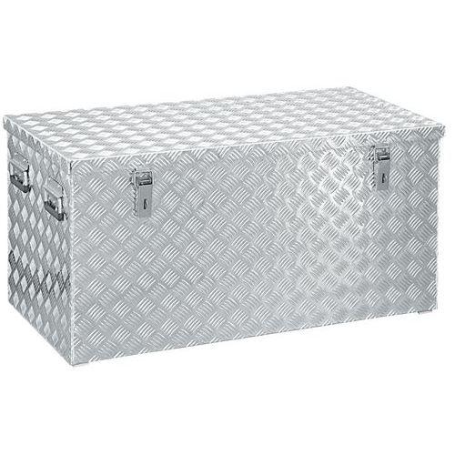 Caixa em alumínio de alta resistência