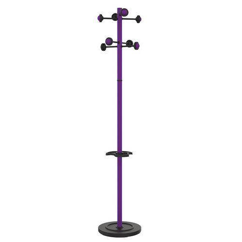 Bengaleiro com suporte para guarda-chuvas regulável – Receção
