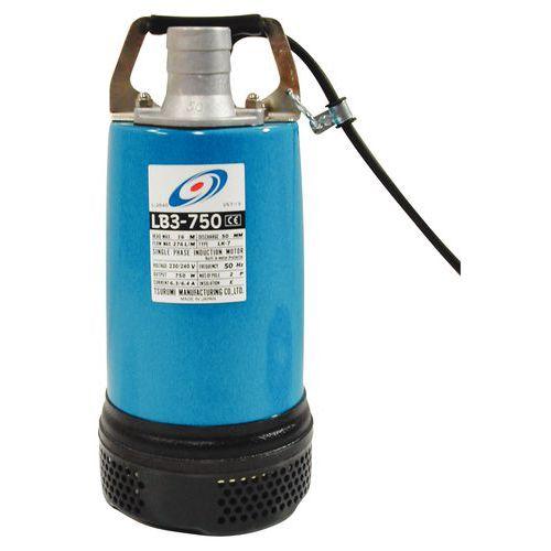 Bomba de escoamento grande potência - Manual LB-800