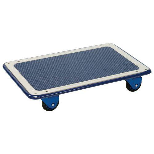 Plataforma móvel aço - Capacidade 150 kg