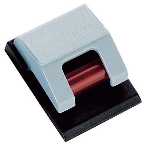 Pinça para papel Hebel - Sistema de fixação com rolo