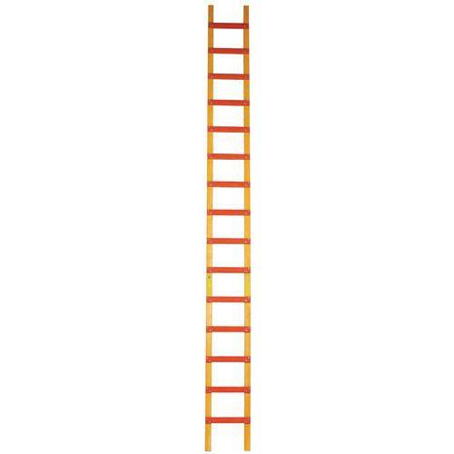 Escada de teto em madeira – 11 a 19 degraus – afastamento de 25cm – Centaure