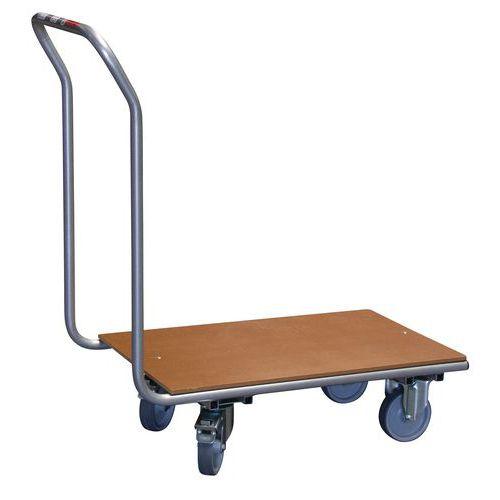 Carro com espaldar fixo ergonómico – Capacidade: 250kg
