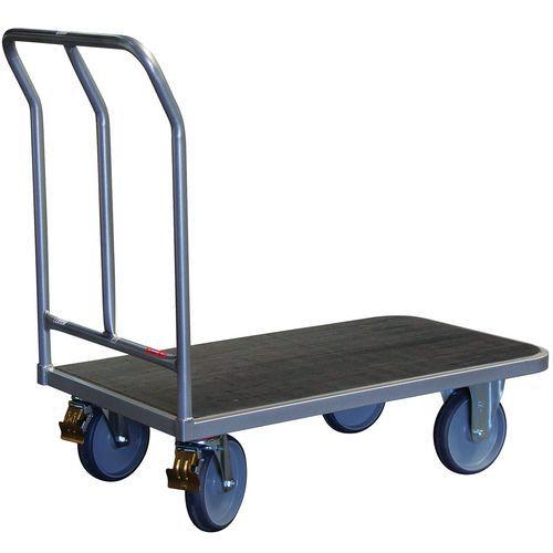 Carro ergonómico com espaldar fixo – Capacidade: 400kg