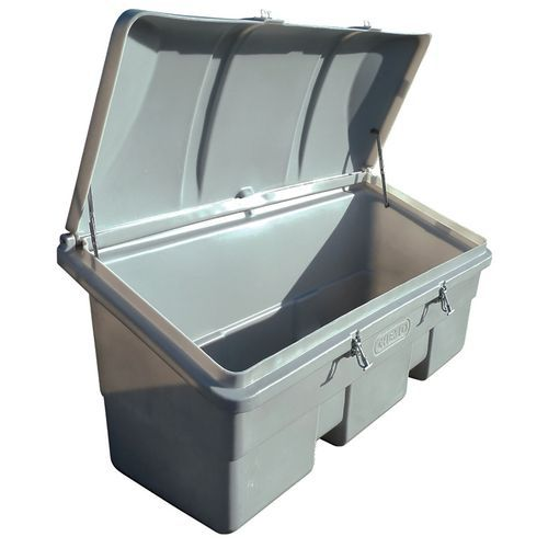 Caixa para veículo de estaleiro
