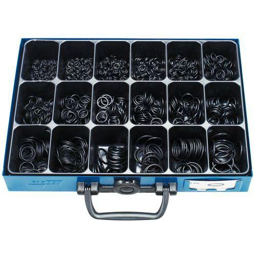 Caixa de juntas tóricas métricas - 1075 peças