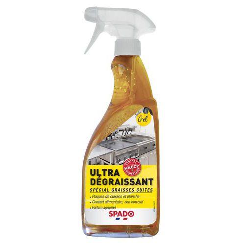 Gel Spado ultradesengordurante especial para restauração - Spray de 750mL