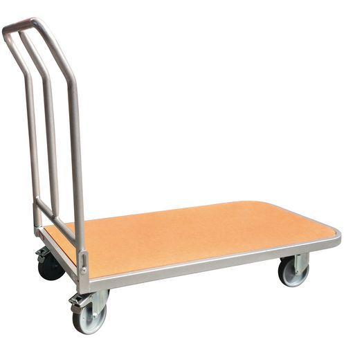 Carro ergonómico com espaldar dobrável – Capacidade: 250kg