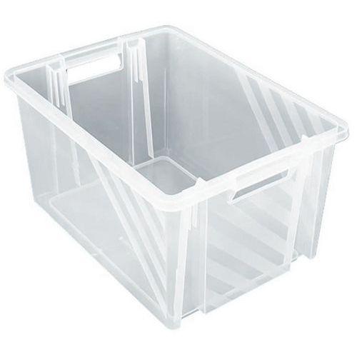 Caixas encaixáveis NovaBac - Capacidade: 30L