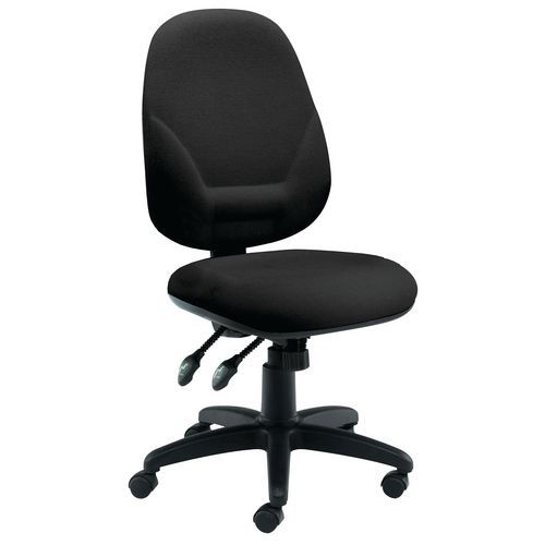 Cadeira de escritório Ace High Back Synchro XXL - Linea Fabbrica