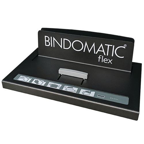 Sistema de encadernação de livros - Bindomatic Flex