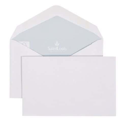 Envelope de visita de 100 g – pacote de 50