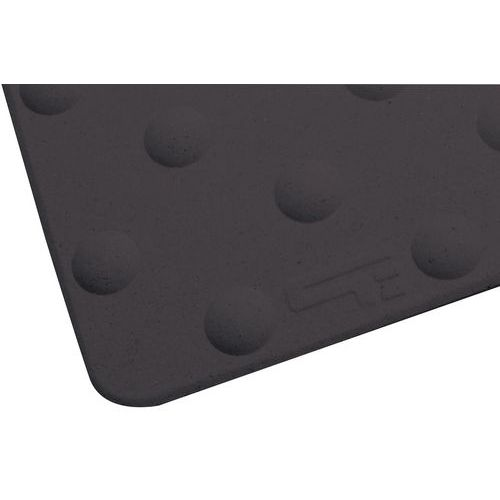 Placa podotátil em polímero – autocolante