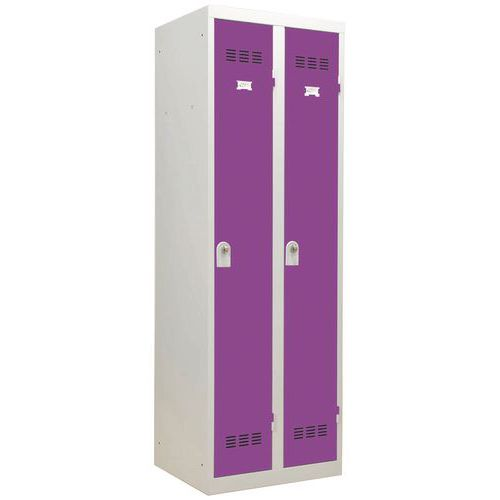 Cacifo industrial limpo – 2 colunas – Largura: 300mm - Vinco