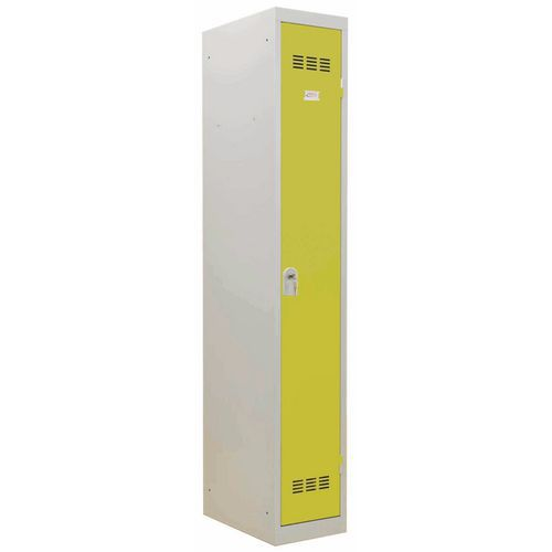 Cacifo em forma de monobloco industrial limpo – 1 coluna – Largura: 300mm - Vinco