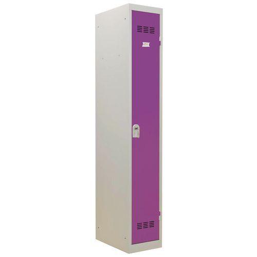 Cacifos para indústria limpa – 300mm de comprimento – 1 coluna – Vinco