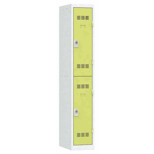 Cacifo multicompartimentos – 1 coluna – 2 compartimentos – 300mm de largura