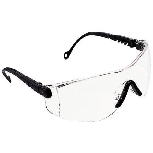 Óculos de proteção com hastes Op-tema