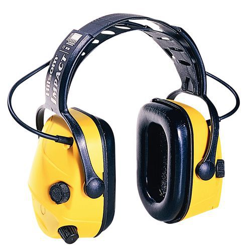 Protector anti-ruído eletrónico Impact II