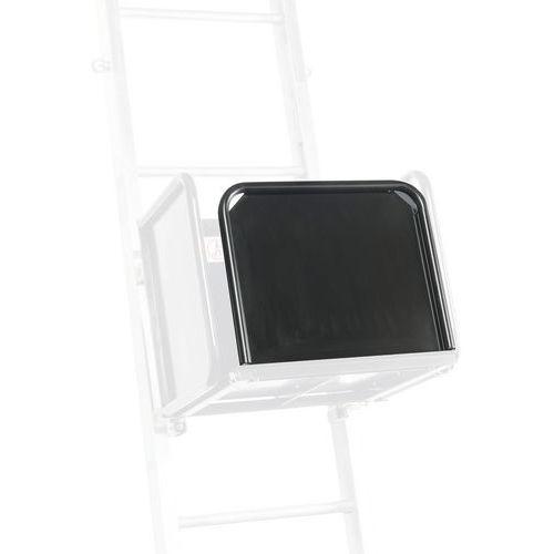 Taipal frontal para tampo de cobertura de elevadores de materiais