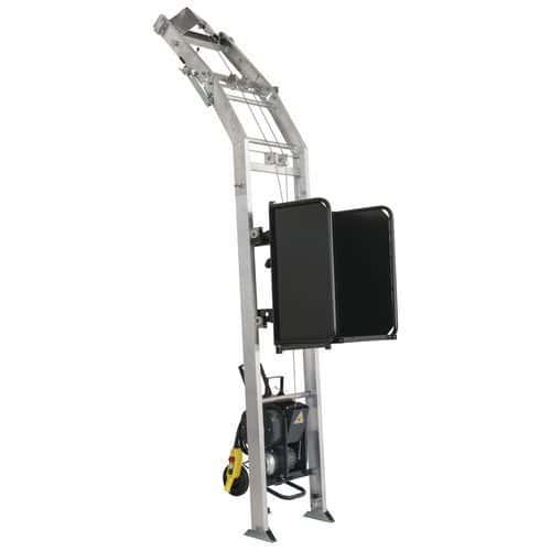 Elevadores de materiais Maxial Premium – Telhado
