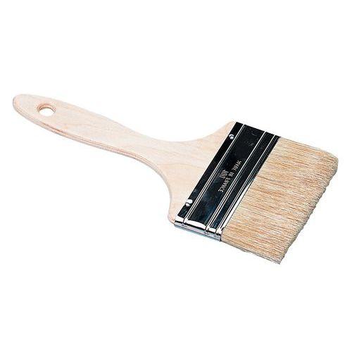 Trincha para lacar - Cabo em madeira