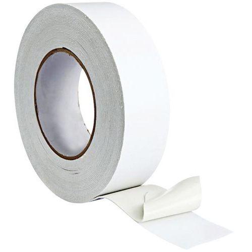 Fita de espuma de dupla face branca – 5m – Branca – Manutan