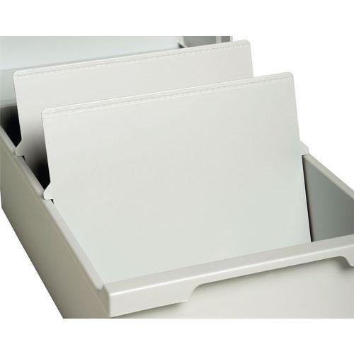 Separador adicional para caixas para fichas