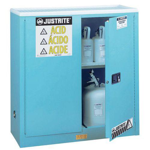 Armário de segurança para produtos corrosivos - 114 L