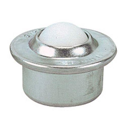 Esfera de movimentação nylon - Fixação através de encaixe