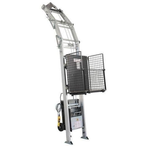 Elevador de materiais Maxial Expert 250/40 – telhado
