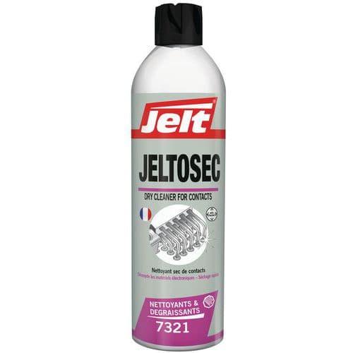Produto de limpeza desoxidante de contactos a seco Jeltosec