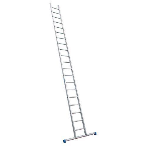 Escada simples com pé largo – 6 a 20 degraus