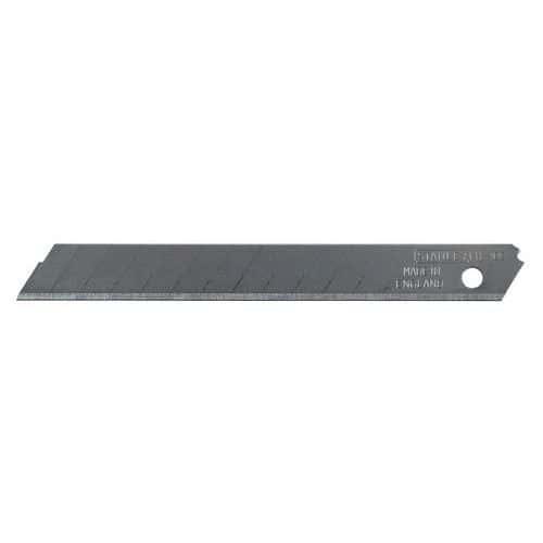 Lâmina para faca de segurança - Largura 9,5 mm