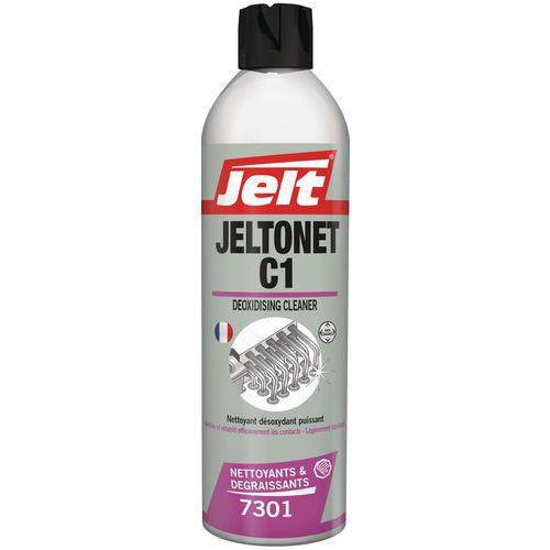 Produto de limpeza desoxidante de contactos Jeltonet C1