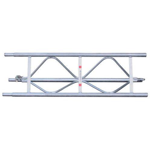 Escada zincada + cavilha para monta-cargas Castor Steel – 1 e 2m