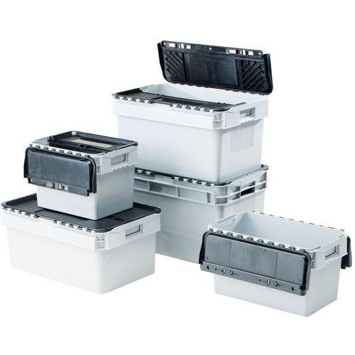 Caixa standard com tampa integrada - Comprimento 300 mm