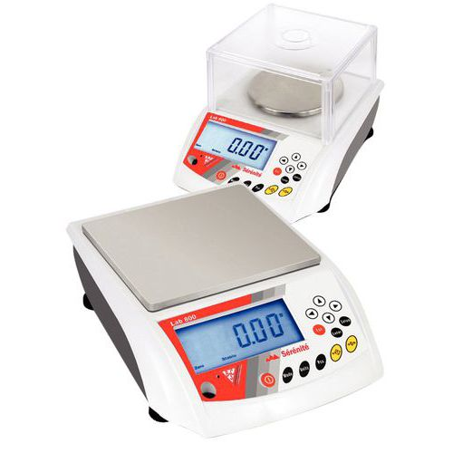 Balança de precisão – Capacidade de 0.15 a 3 kg - B3C